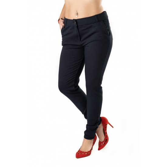 Pantaloni Baako Masure Mare  Bleomarin