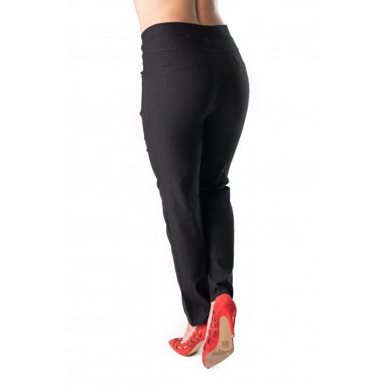 Pantaloni Dama Clara Masura Mare Negri