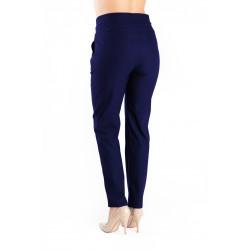 Pantaloni Marime Mare Bleumarin Serenity