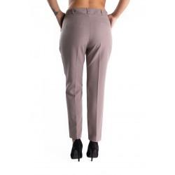 Pantaloni Eleganti Gri, Masura Mare Bella
