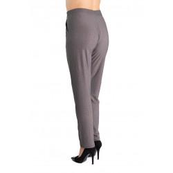 Pantaloni  Dama Marime Mare Gri