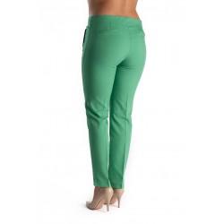 Pantaloni Eleganti Dama Verzi